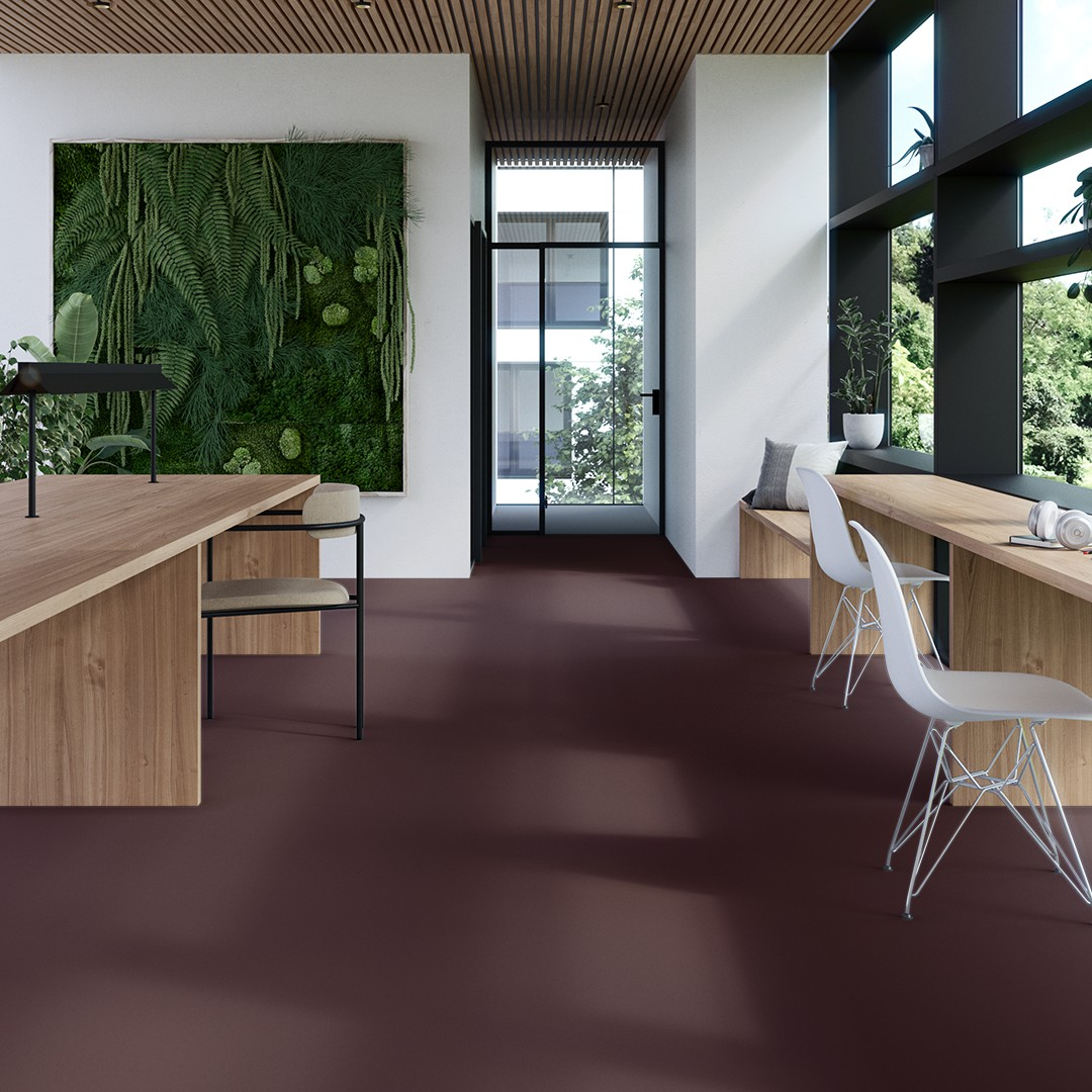 ReForm Mano ECT350 wine red Roomview 4