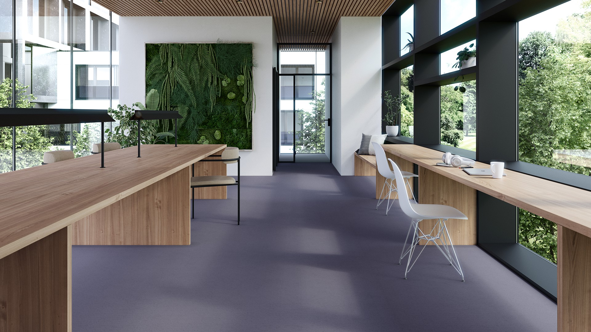 Una Ground Control Ideal lavende RoowView 4