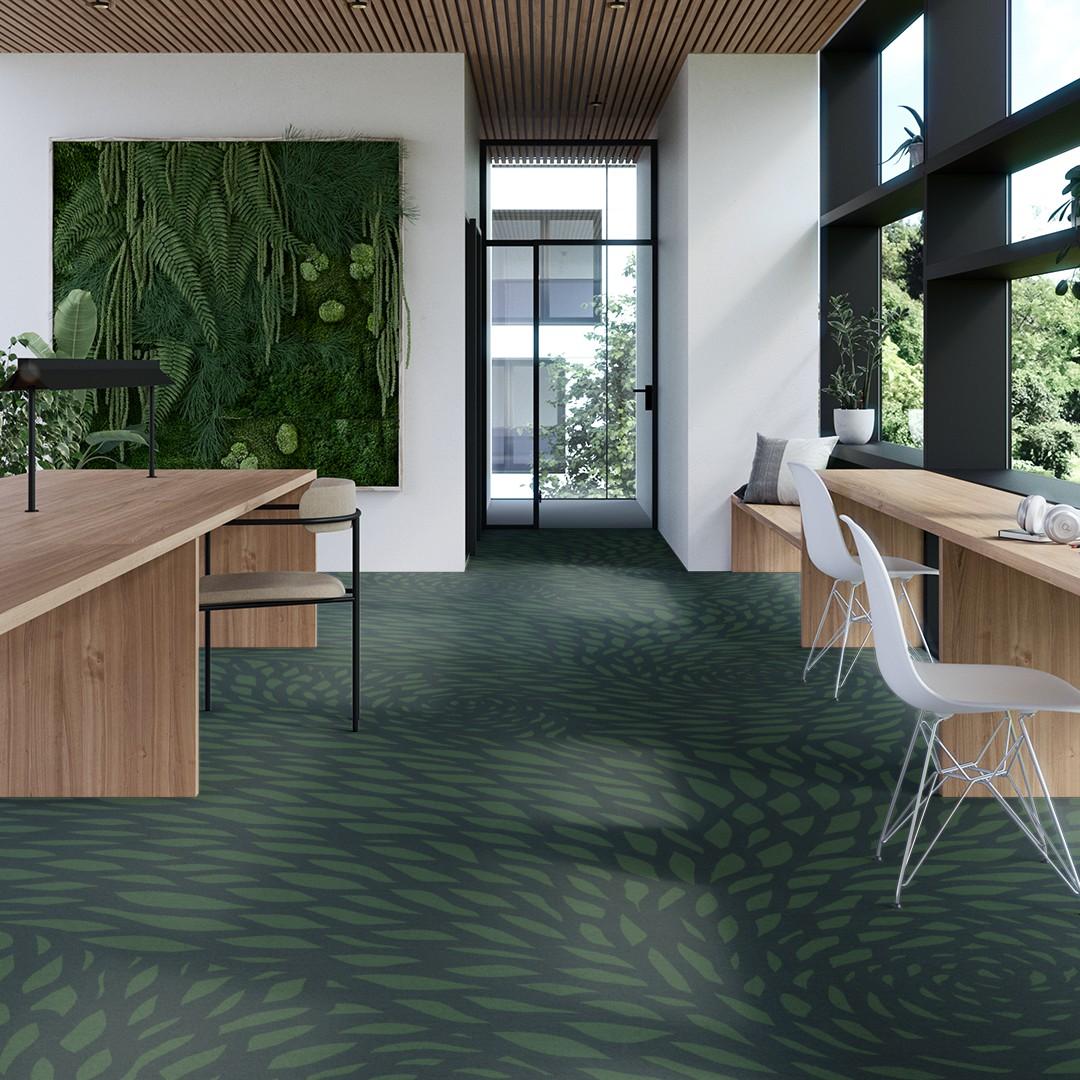 chrysanthemum  green Roomview 4
