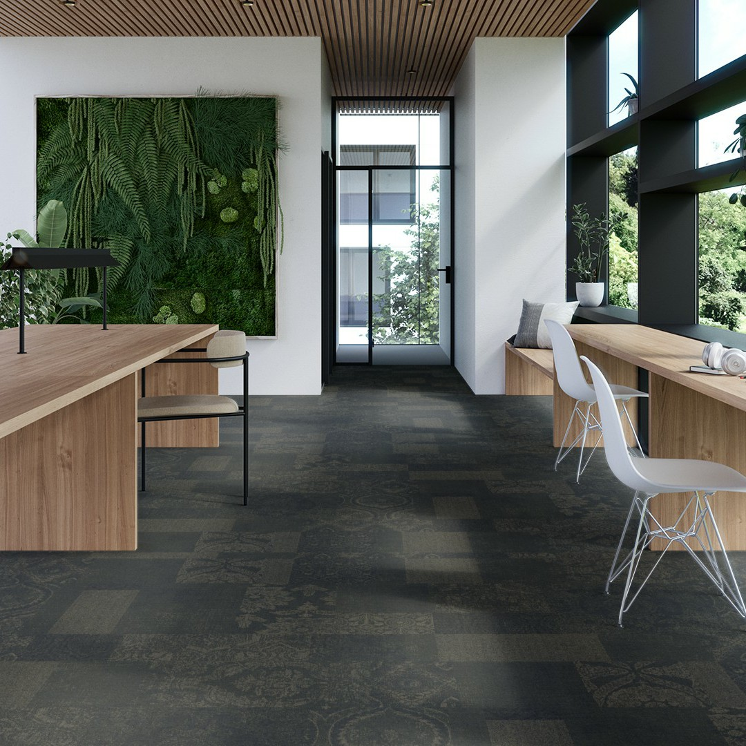 patchwork green Roomview 4