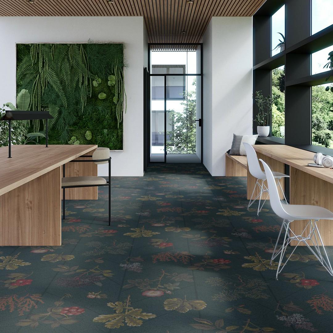 botanic garden  green Roomview 4