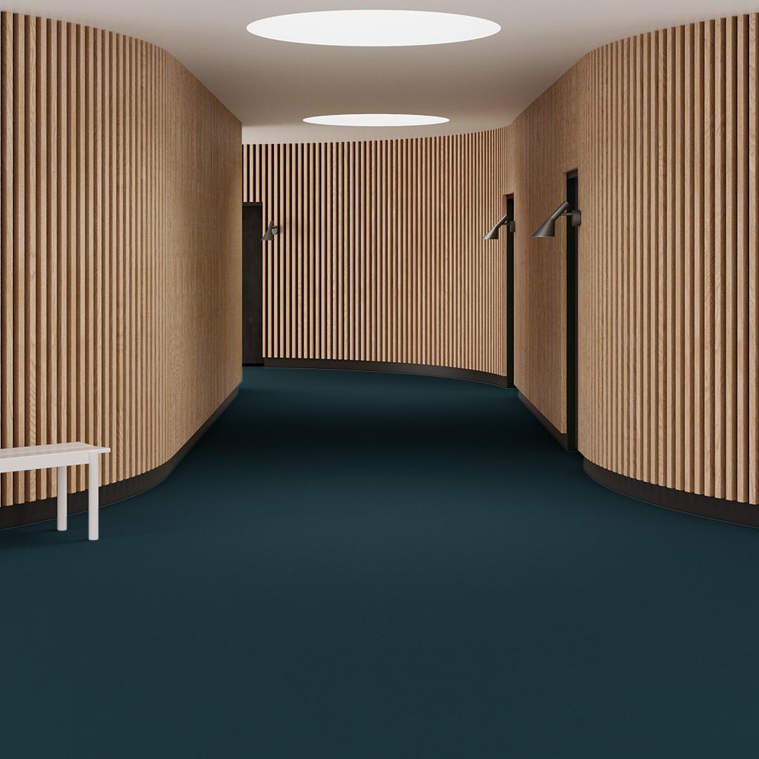 Epoca Ribs  turquoise Roomview 1