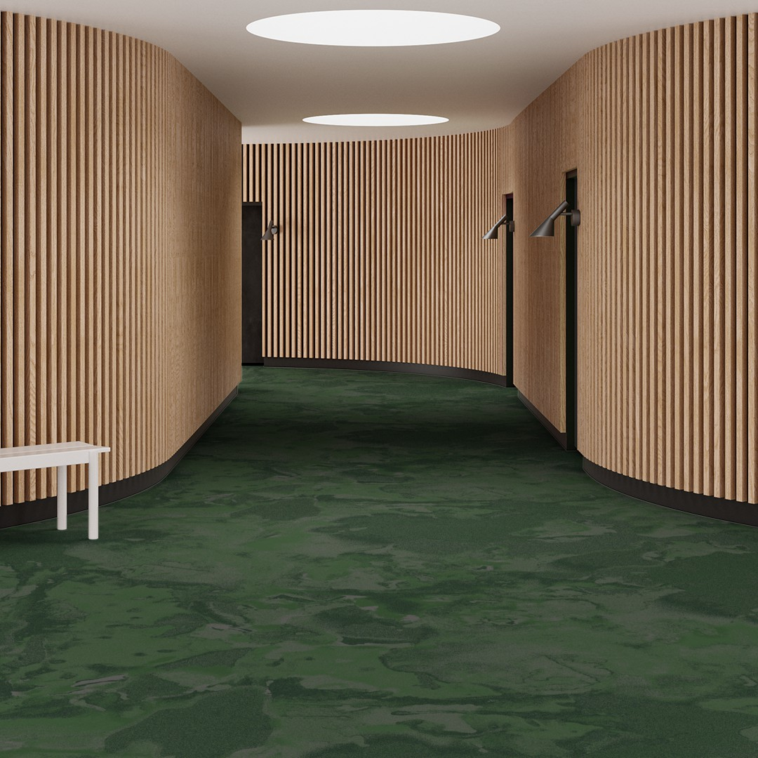 ReForm Terra  WT  green Roomview 1