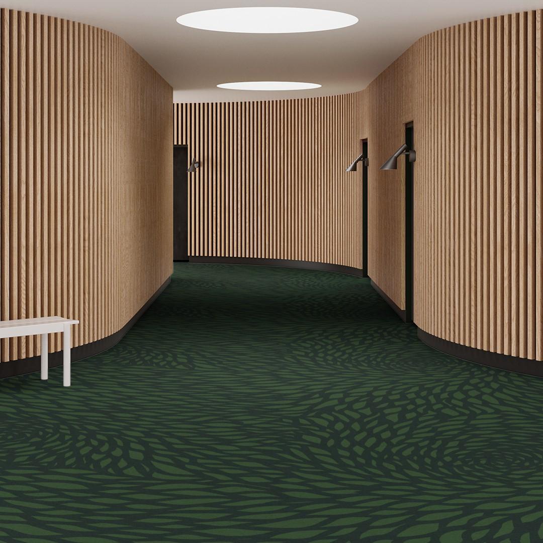 chrysanthemum  green Roomview 1