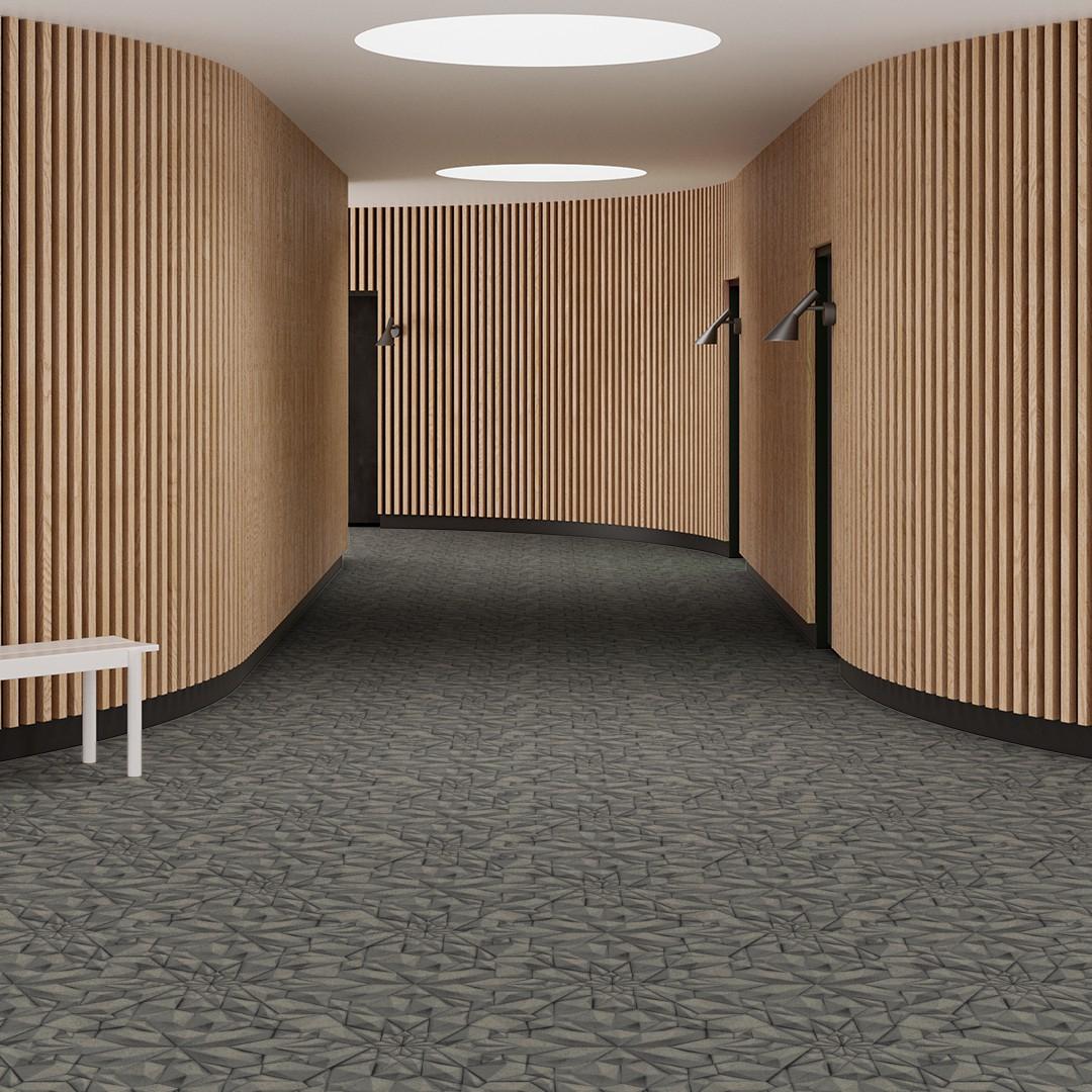 3d tile  grey Roomview 1