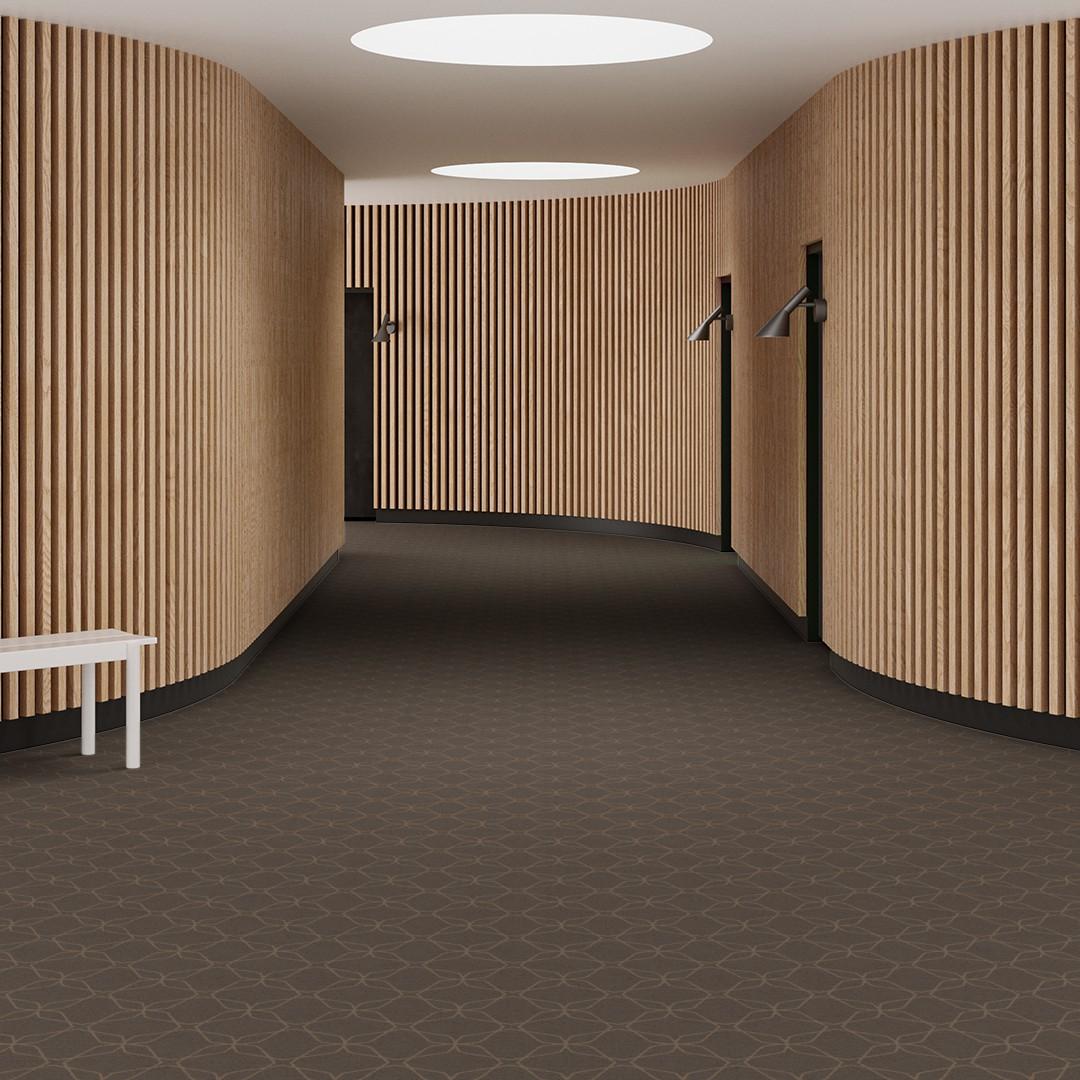 interlace  beige Roomview 1