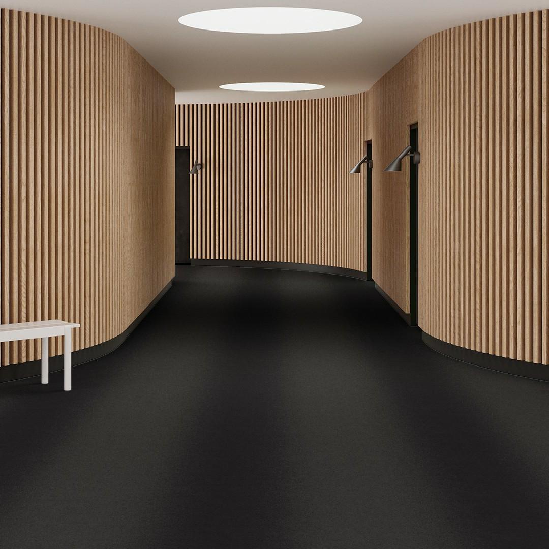 chenille black Roomview 1