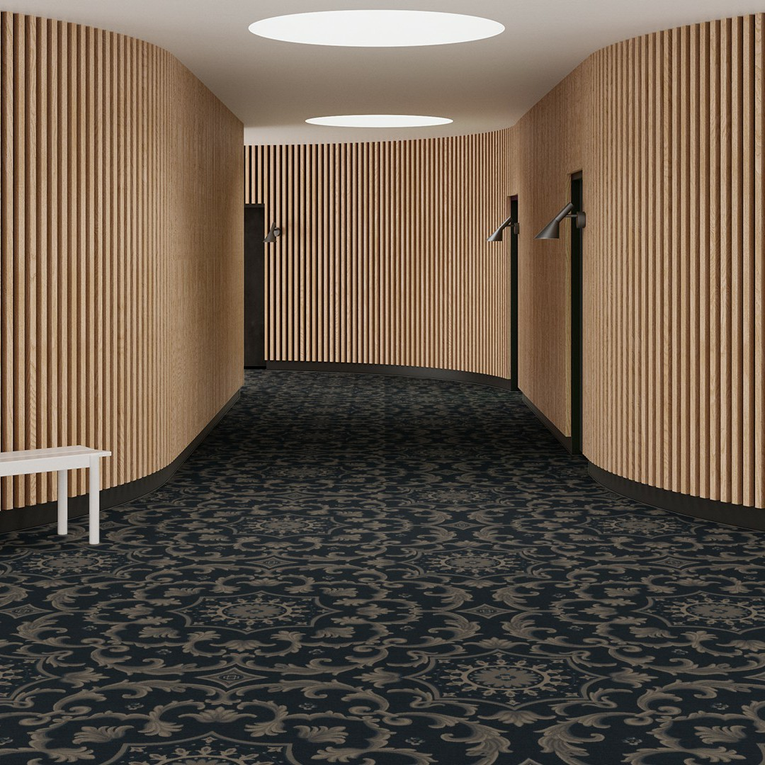 bristol ballroom  blue Roomview 1