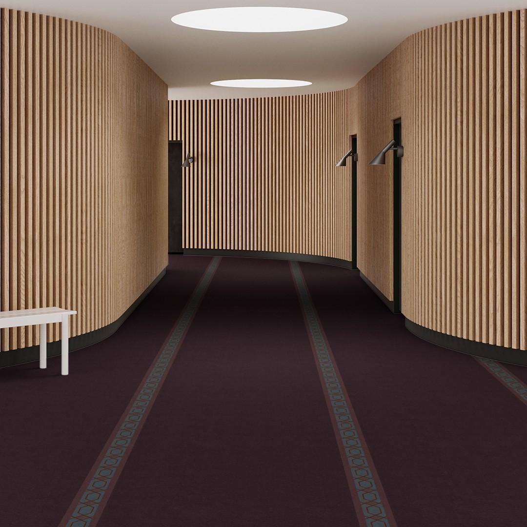 prayer  purple Roomview 1