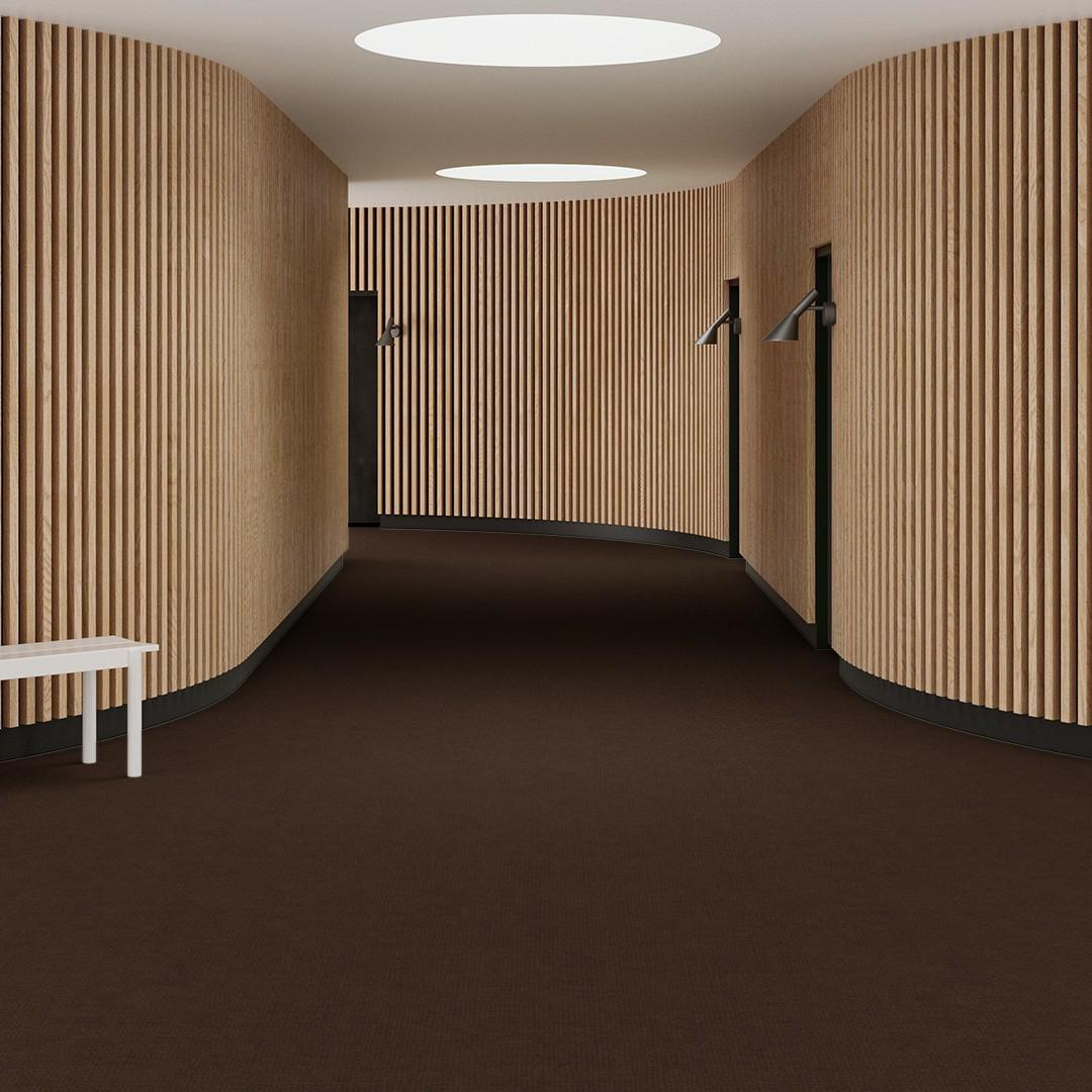linen  brown Roomview 1