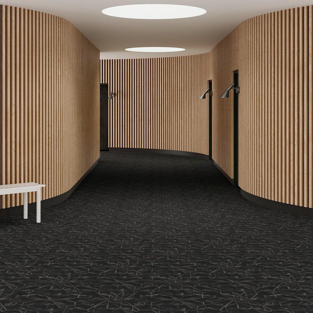 3d tile  black Roomview 4