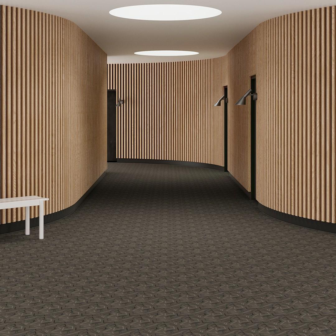 bended lines II grey Roomview 4