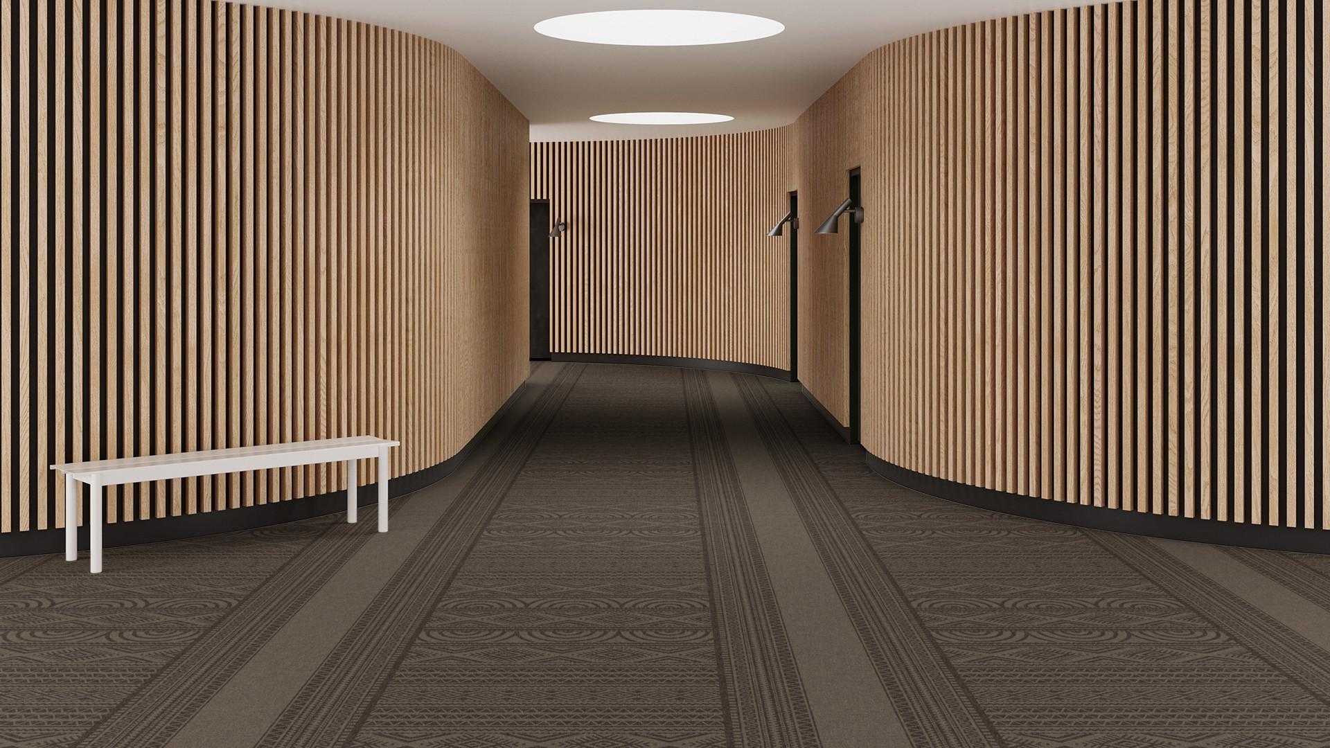 ghana corridor 195 cm beige RoowView 3
