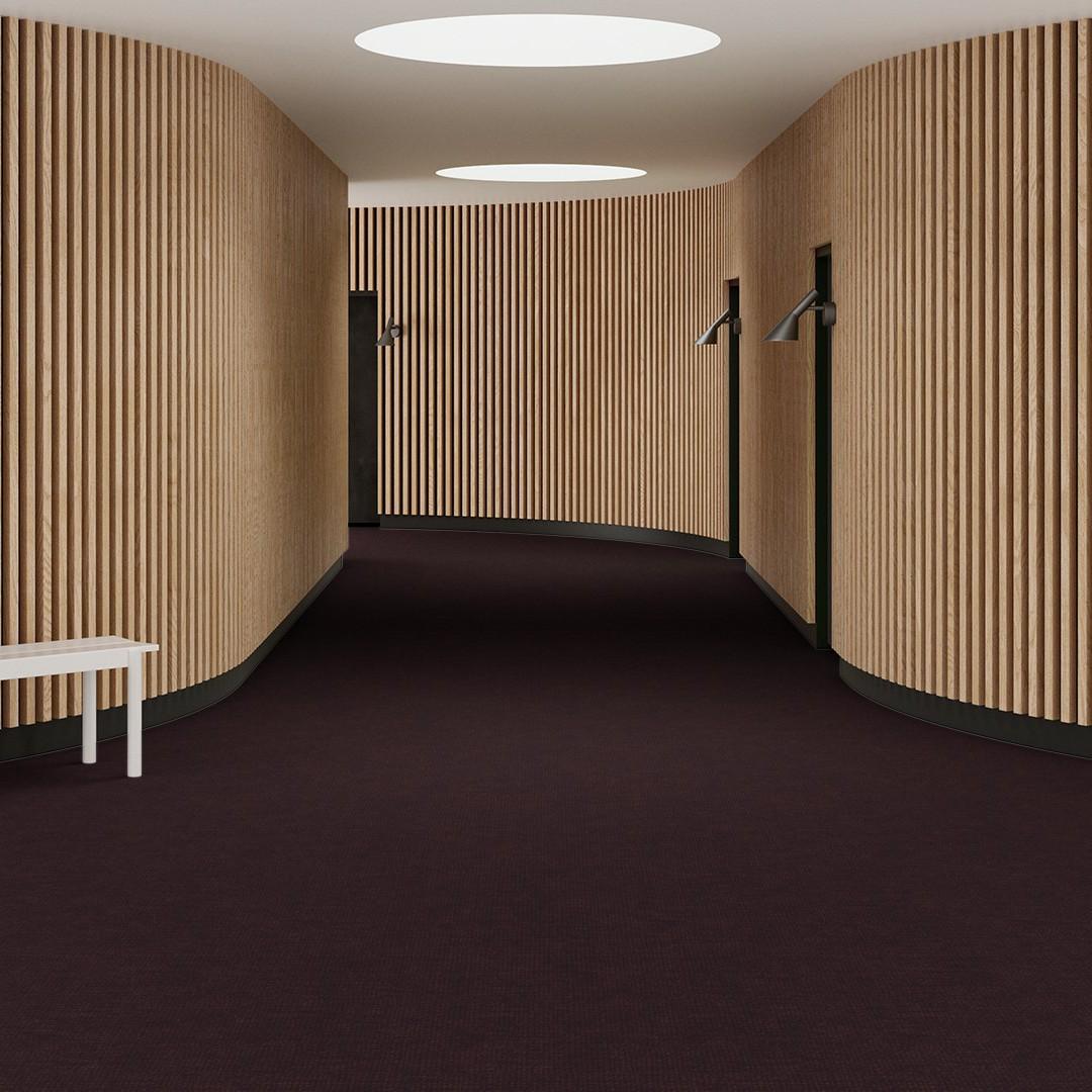 linen  purple Roomview 1
