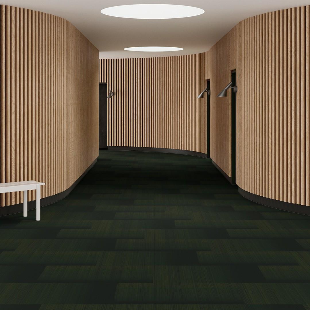 twine mono  green Roomview 1