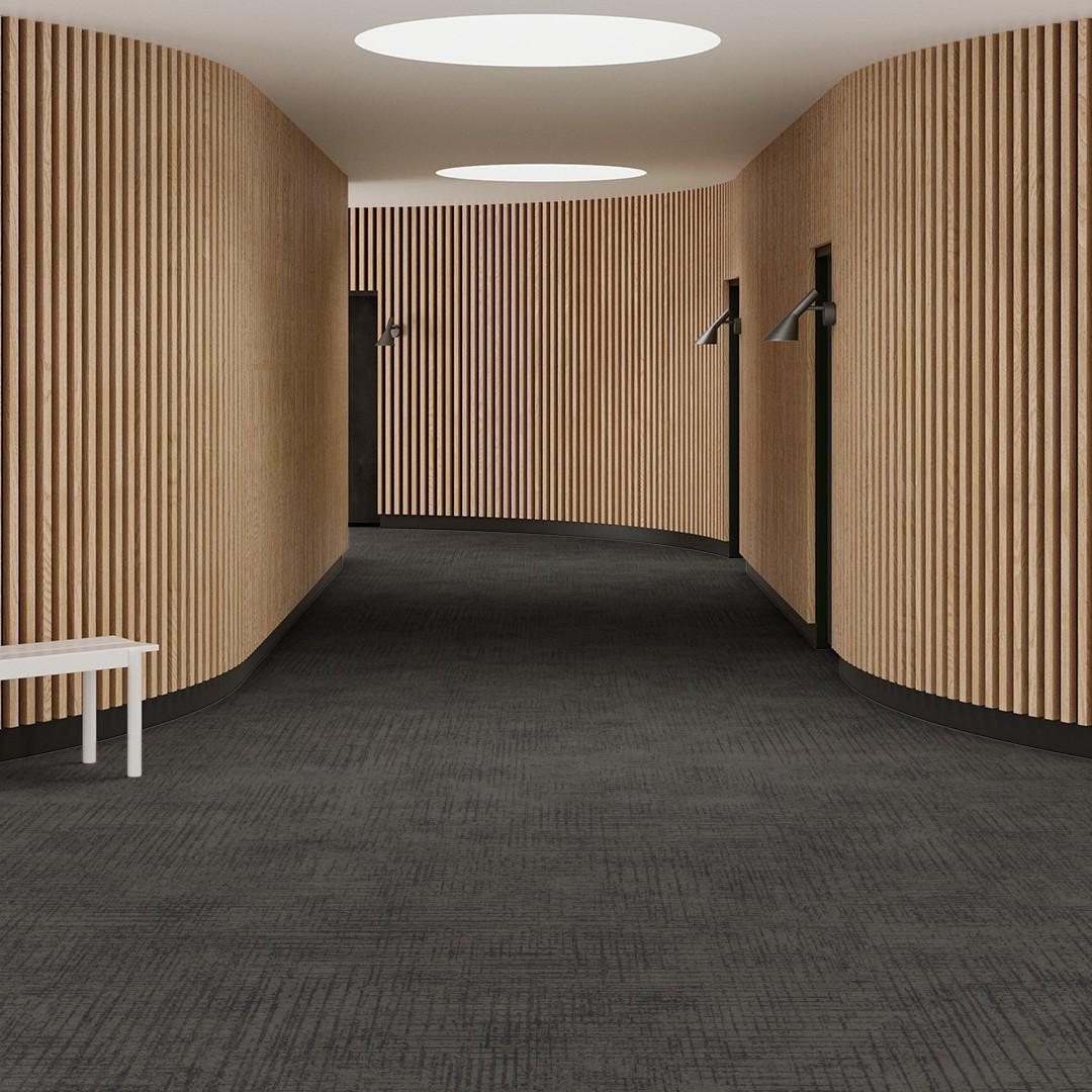 Captured Lines  grey Roomview 1