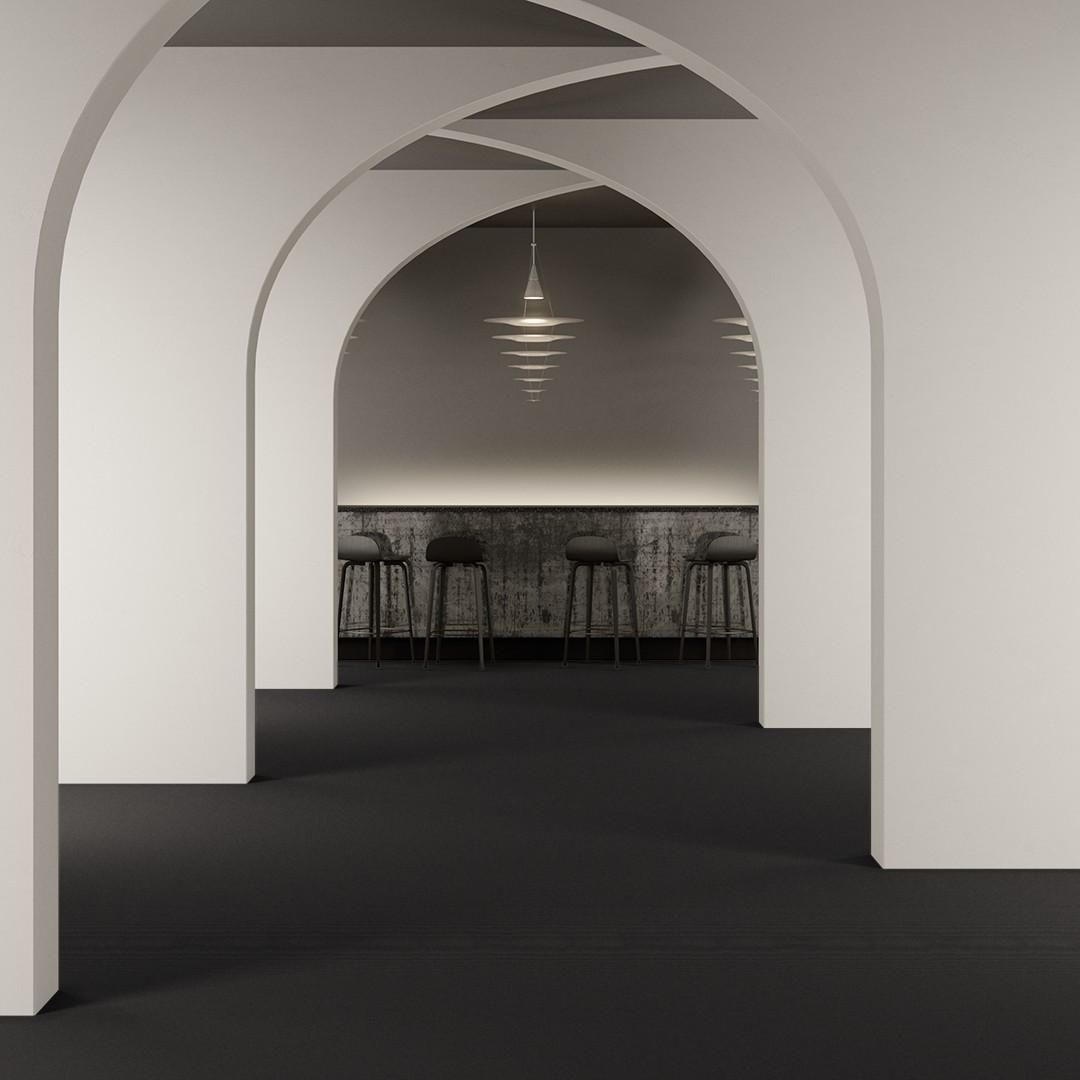 Una Micro WT dark grey Roomview 2