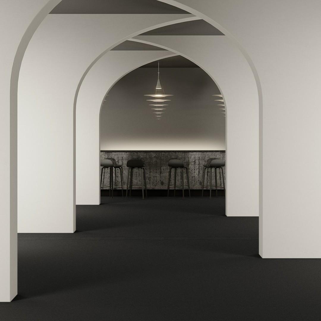 Una Casa WT  schwarz Roomview 2