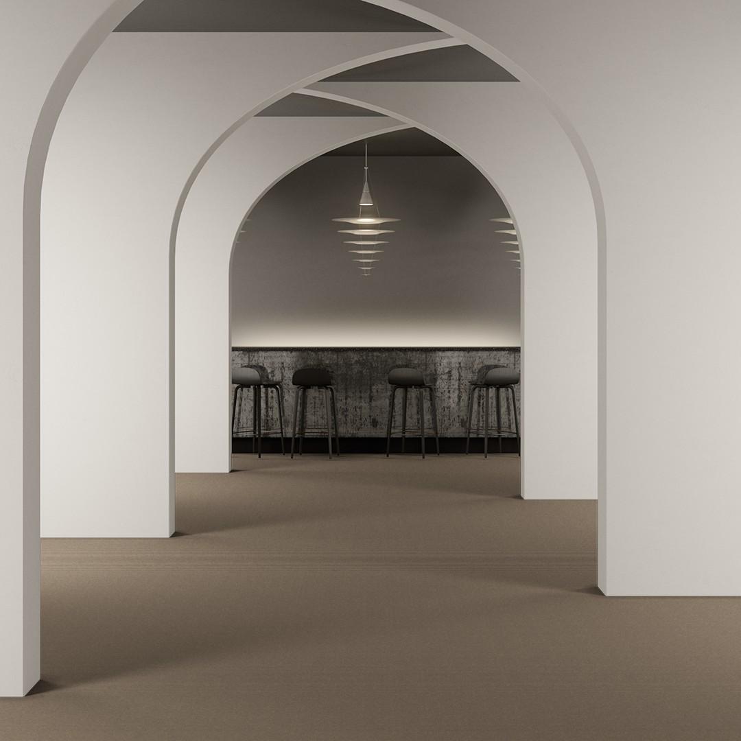 Epoca Globe  beige/sand Roomview 4