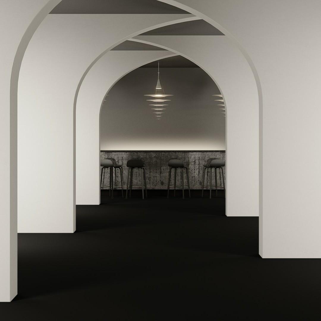 Texture 2000 wt  black Roomview 2