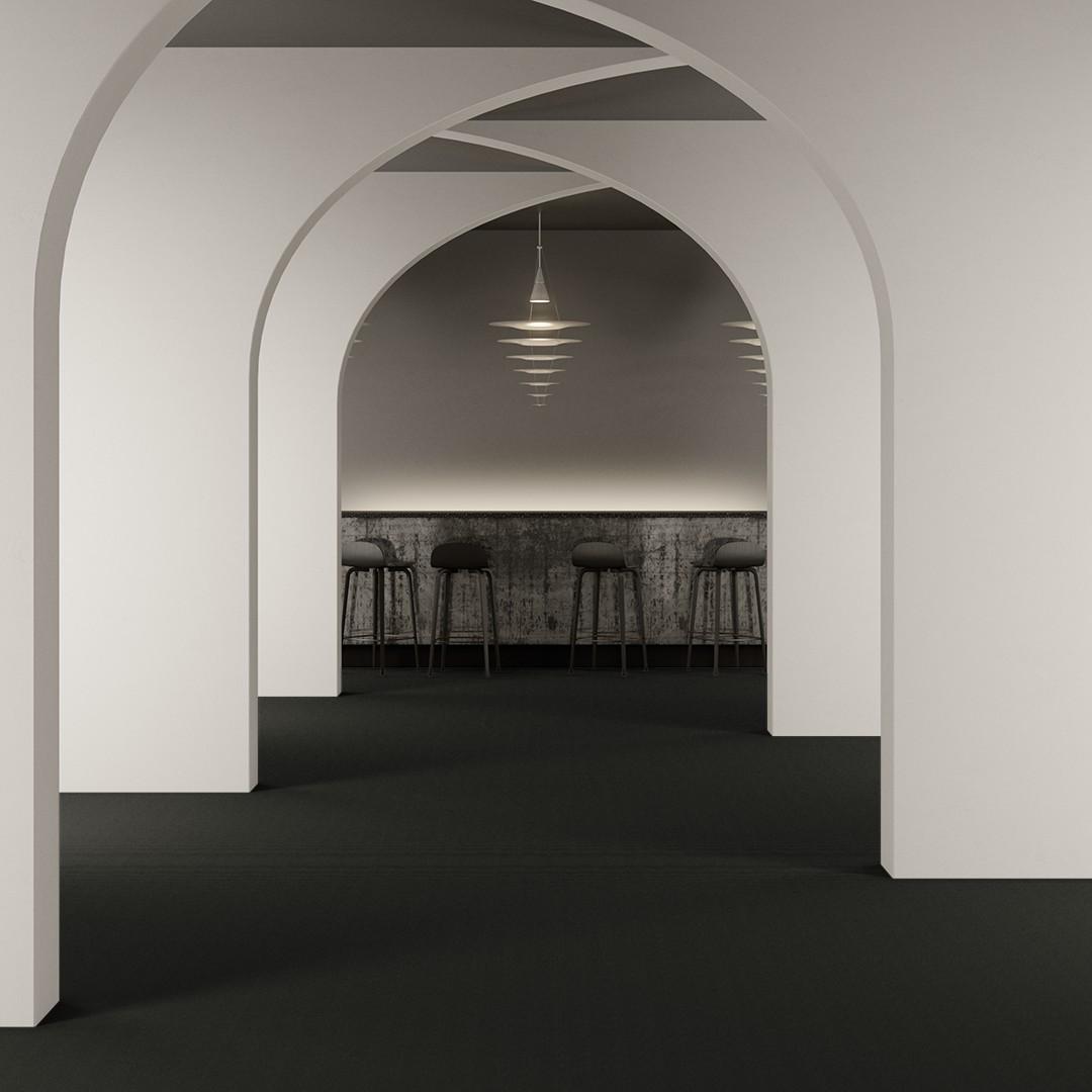 Epoca Structure dark green/grey Roomview 4