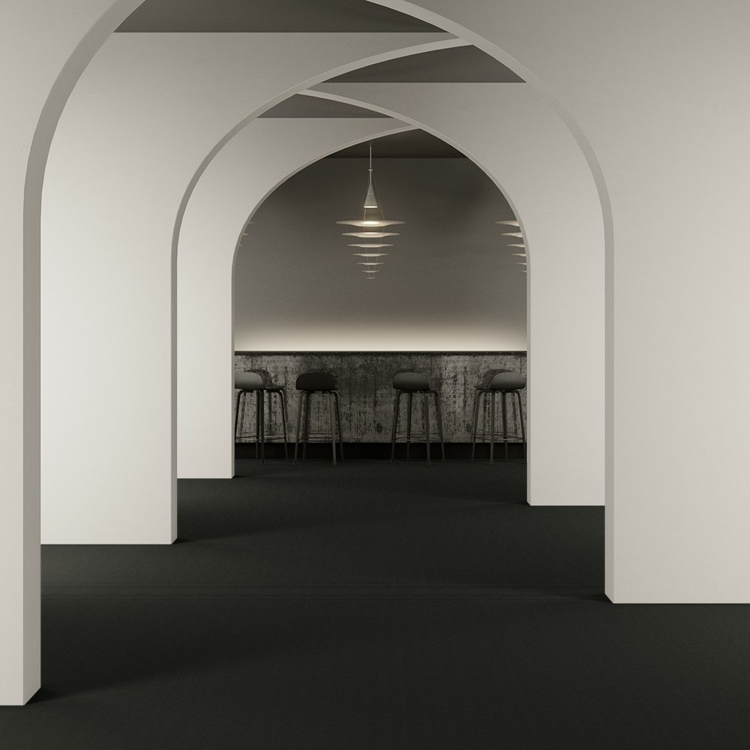Epoca Structure dark green/grey Roomview 2