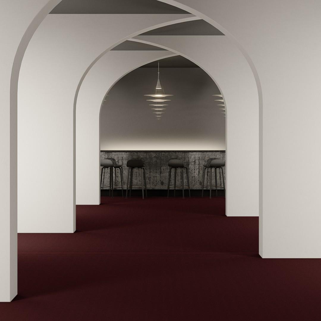 Epoca Structure  cherry Roomview 2