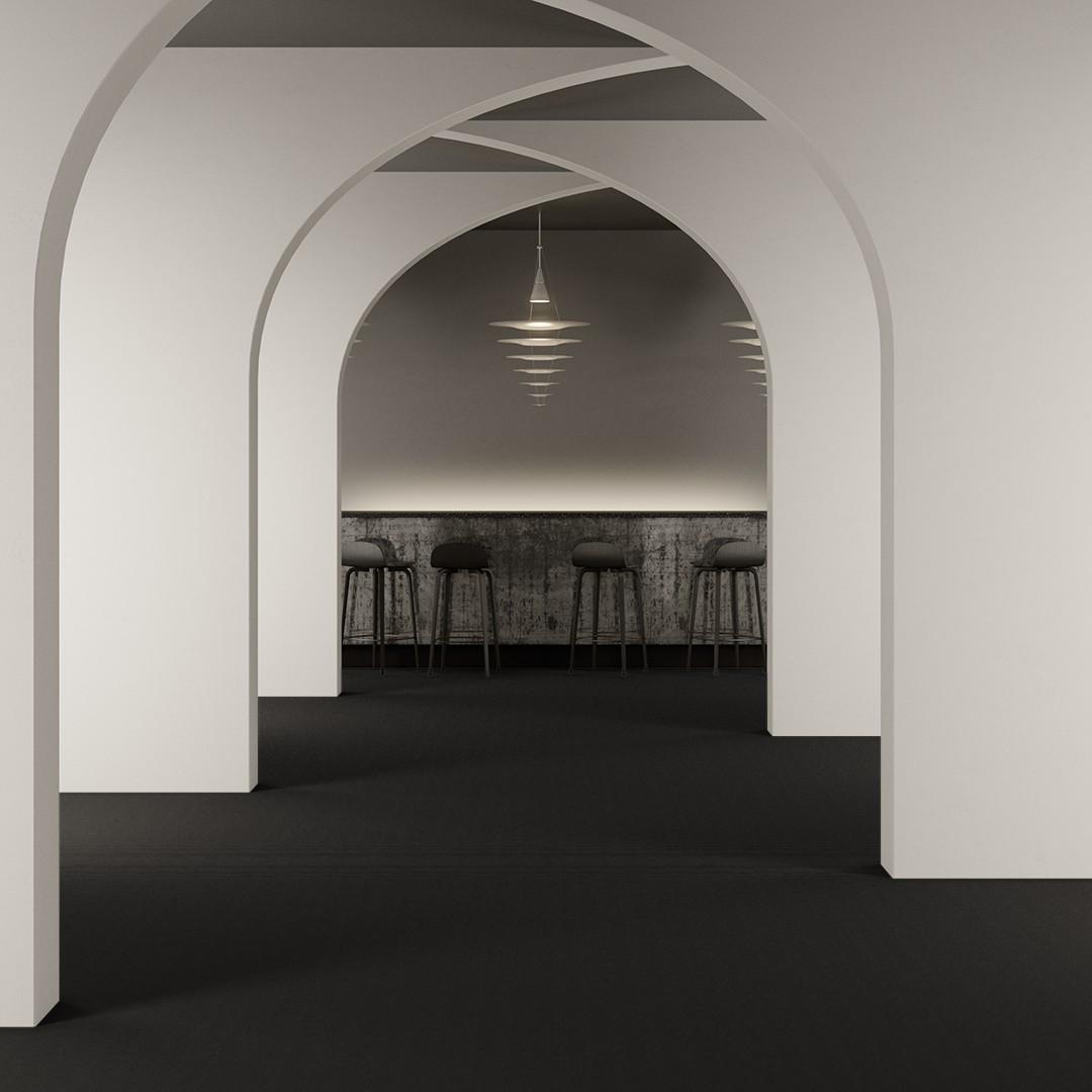 Epoca Structure  medium grey Roomview 4
