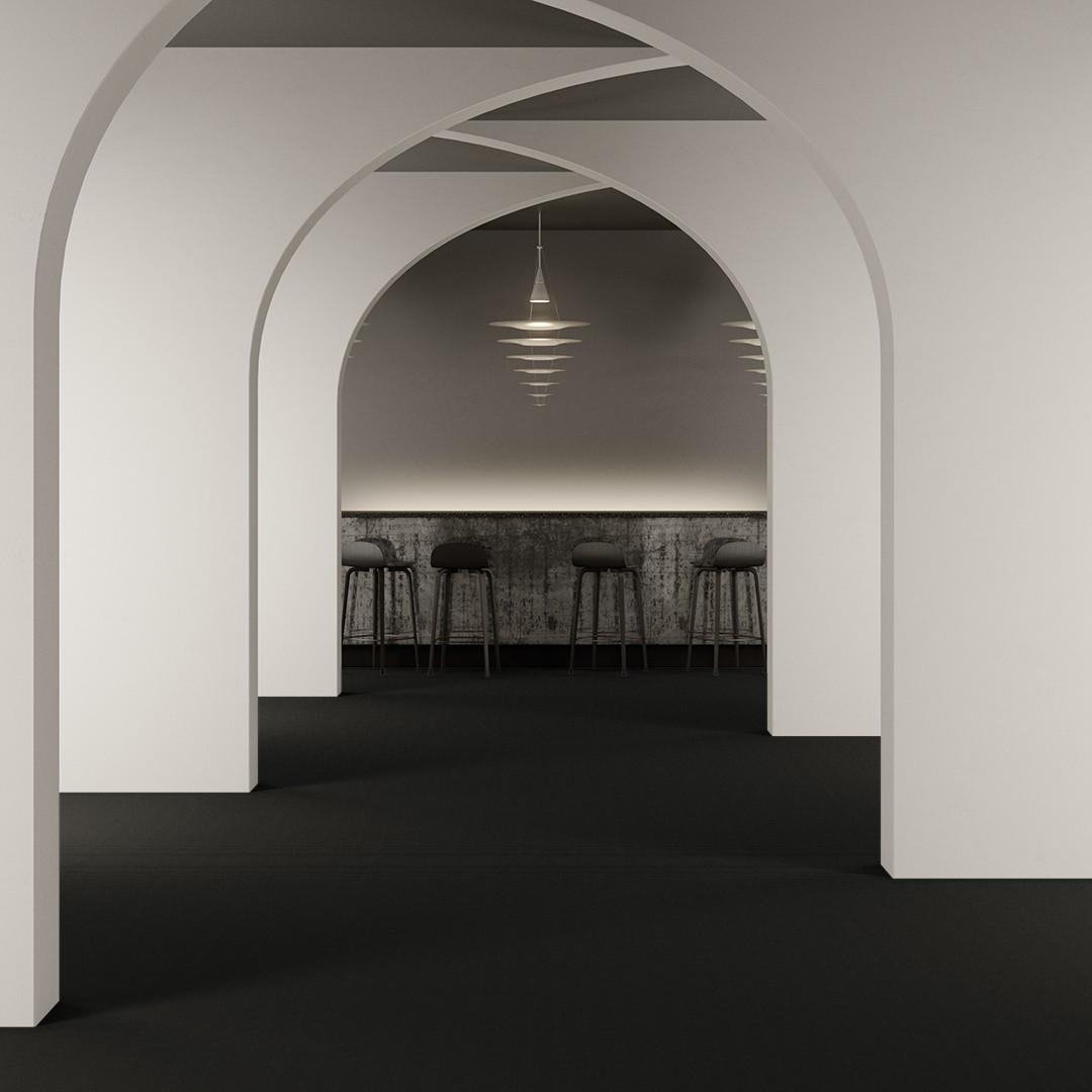 Epoca Structure dark steelgrey Roomview 4
