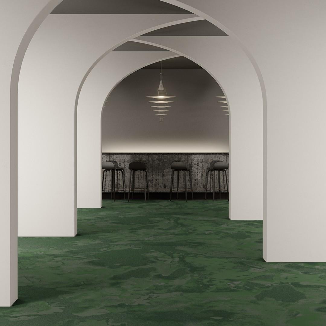 ReForm Terra  WT  green Roomview 2