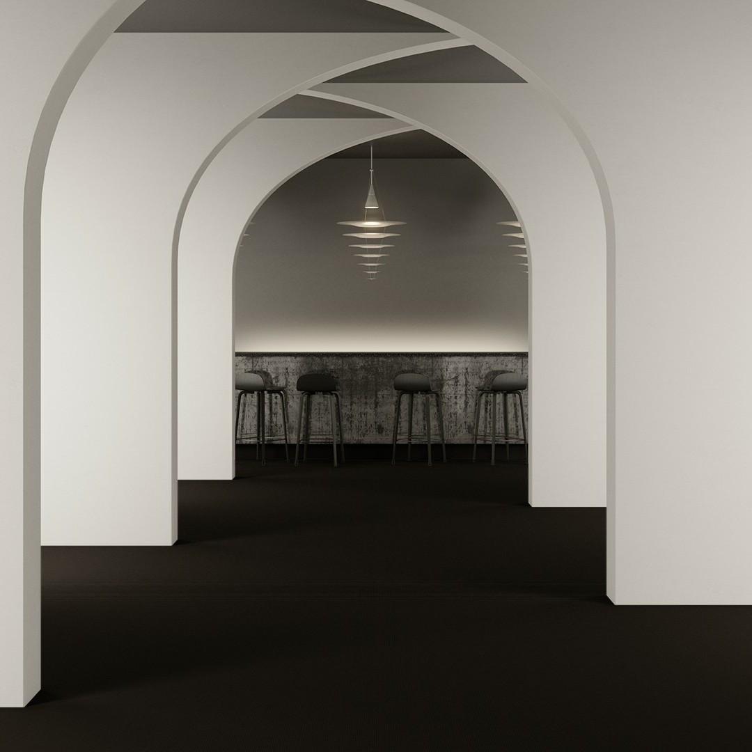 Epoca Frame brun de cafe fonce Roomview 2