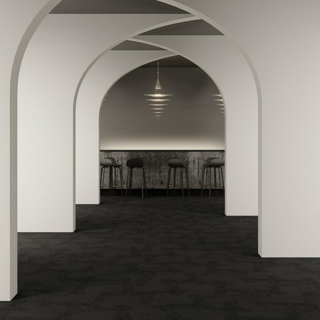 ReForm Artworks Assemble WT black Roomview 4