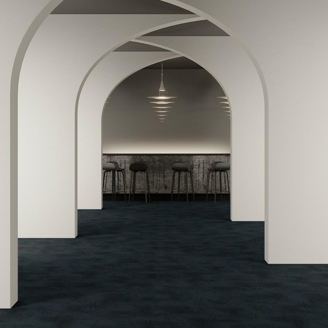 ReForm Artworks Assemble WT blue Roomview 2