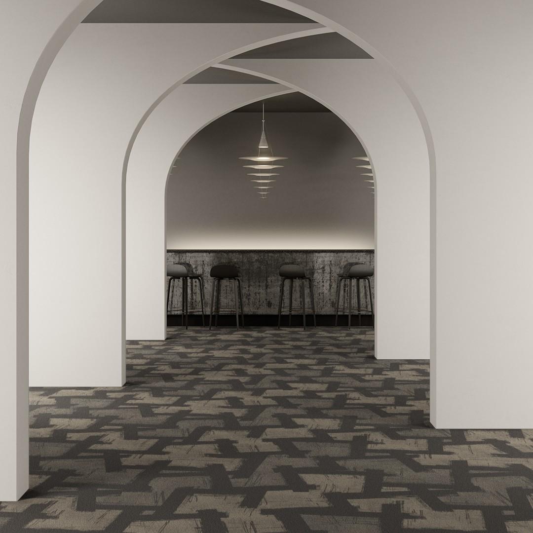 ReForm Artworks Connect WT  beige Roomview 2