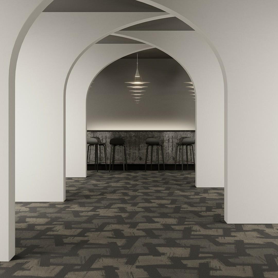 ReForm Artworks Connect WT  cement Roomview 4
