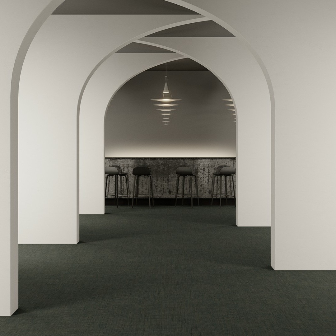 ReForm Calico WT light khaki green Roomview 2