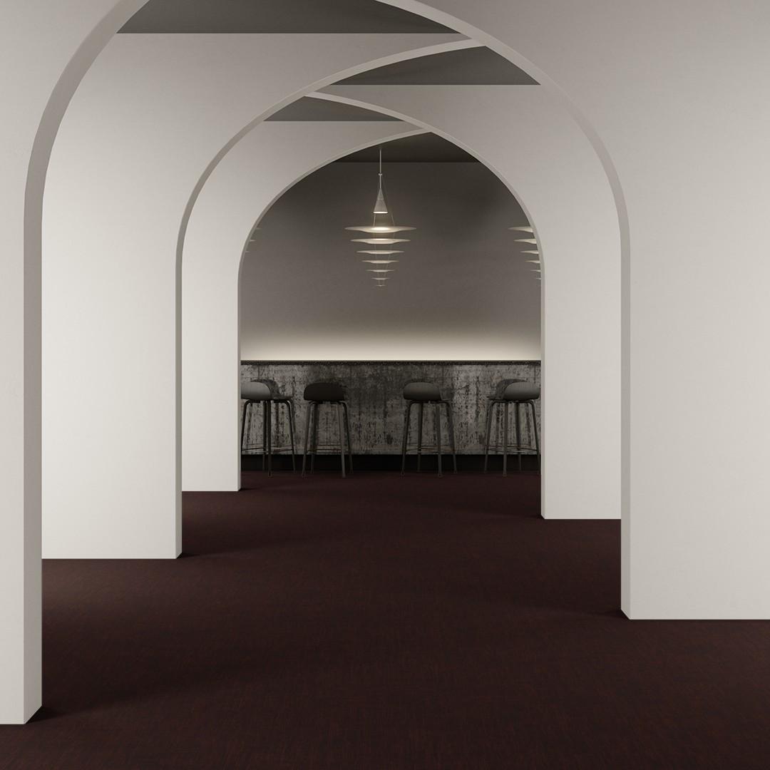 ReForm Calico WT dark sienna Roomview 2