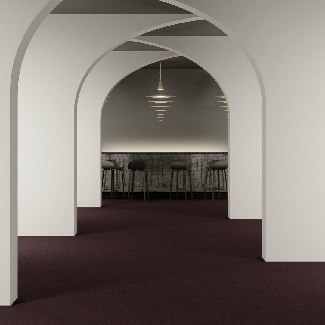 ReForm Calico WT dark plum Roomview 2