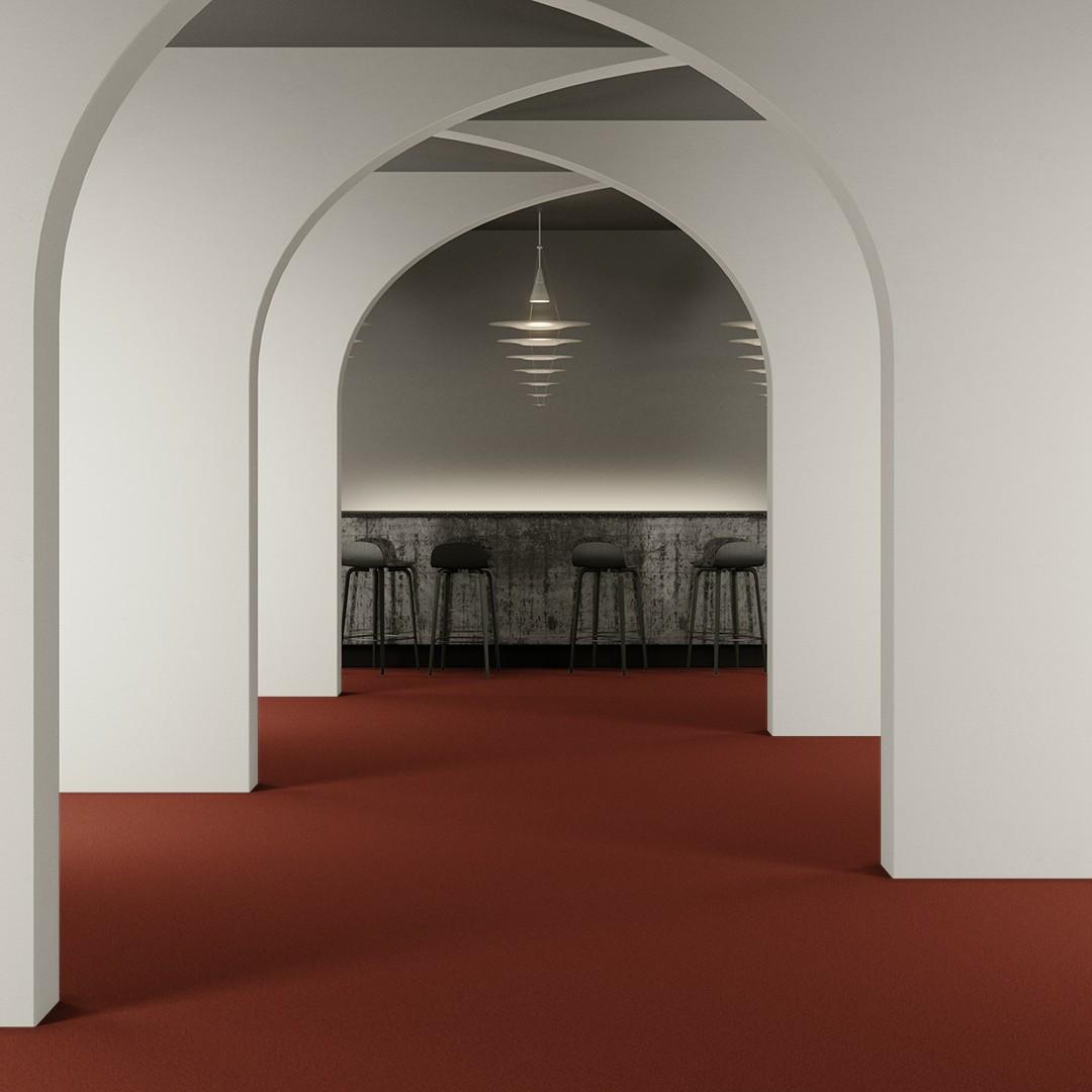 Epoca Moss  WT  terracotta Roomview 2