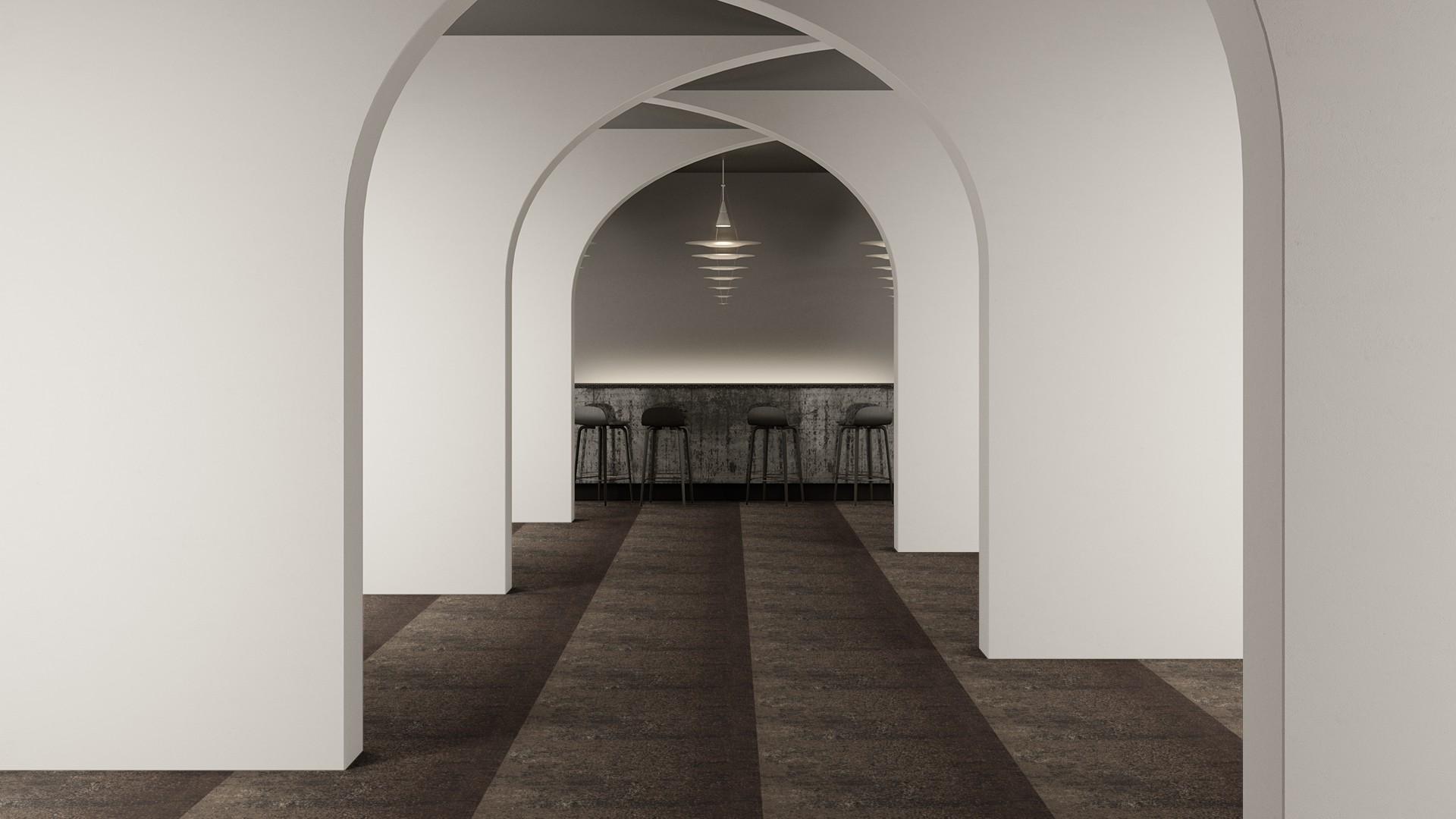 ReForm Construction Concrete Mix light brown/brown 96x96 RoowView 2