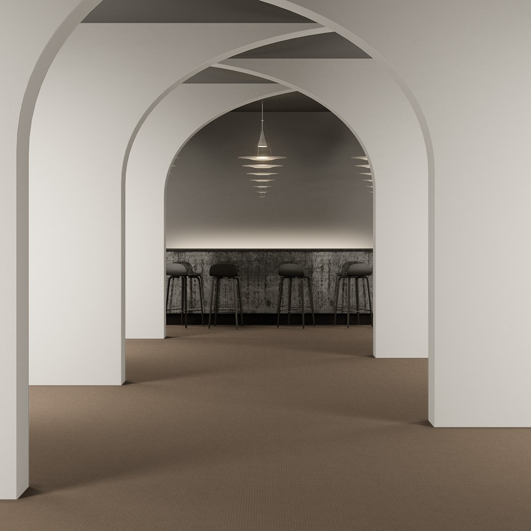 braiding  beige Roomview 2