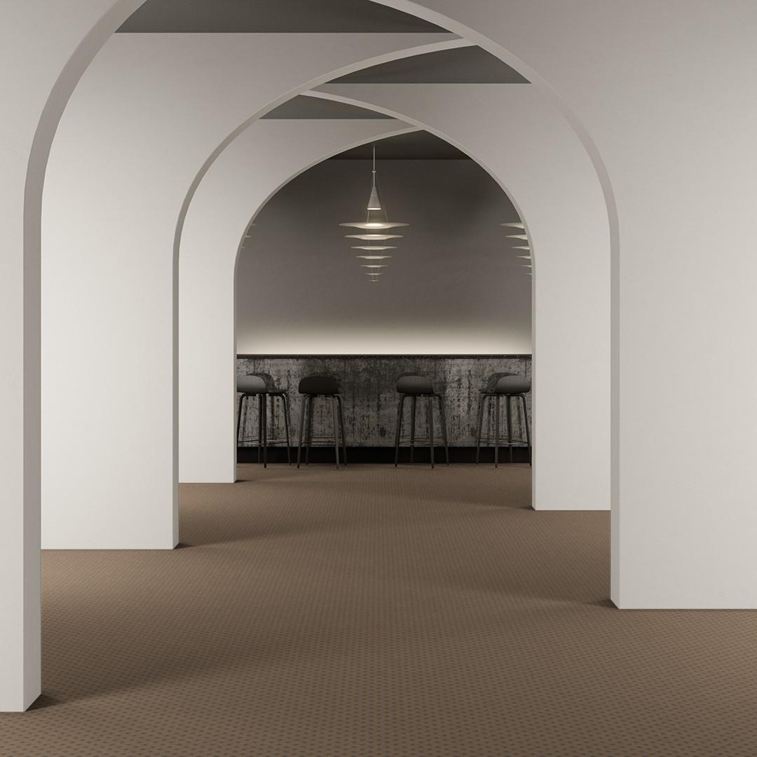 braiding xl  beige Roomview 2