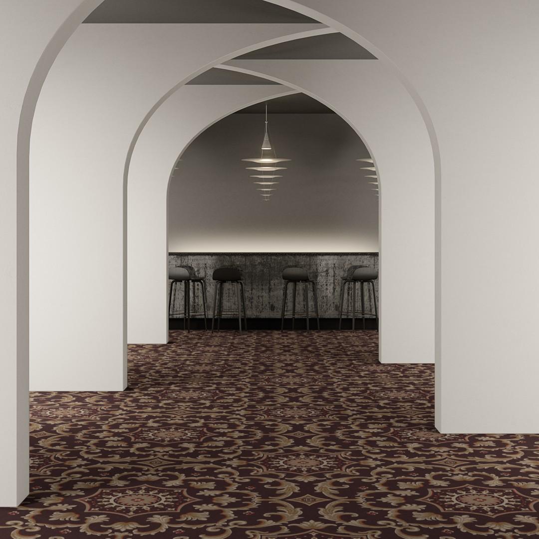 bristol ballroom  bordeaux Roomview 4