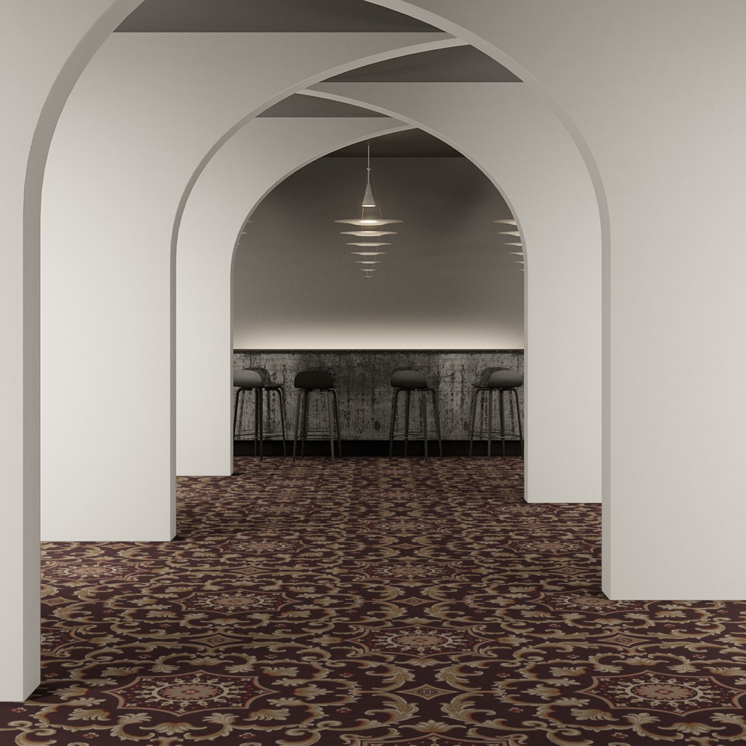 bristol ballroom  bordeaux Roomview 2