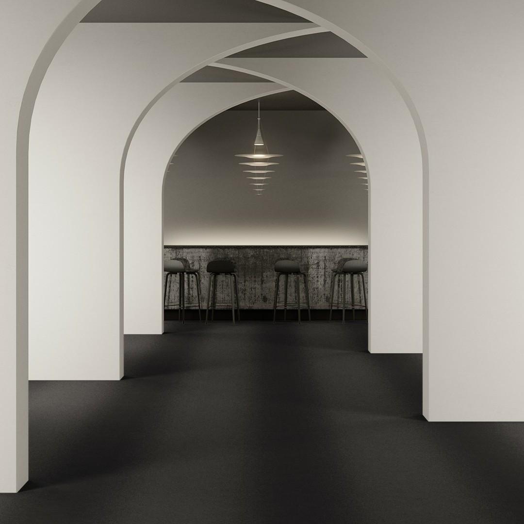 chenille black Roomview 2