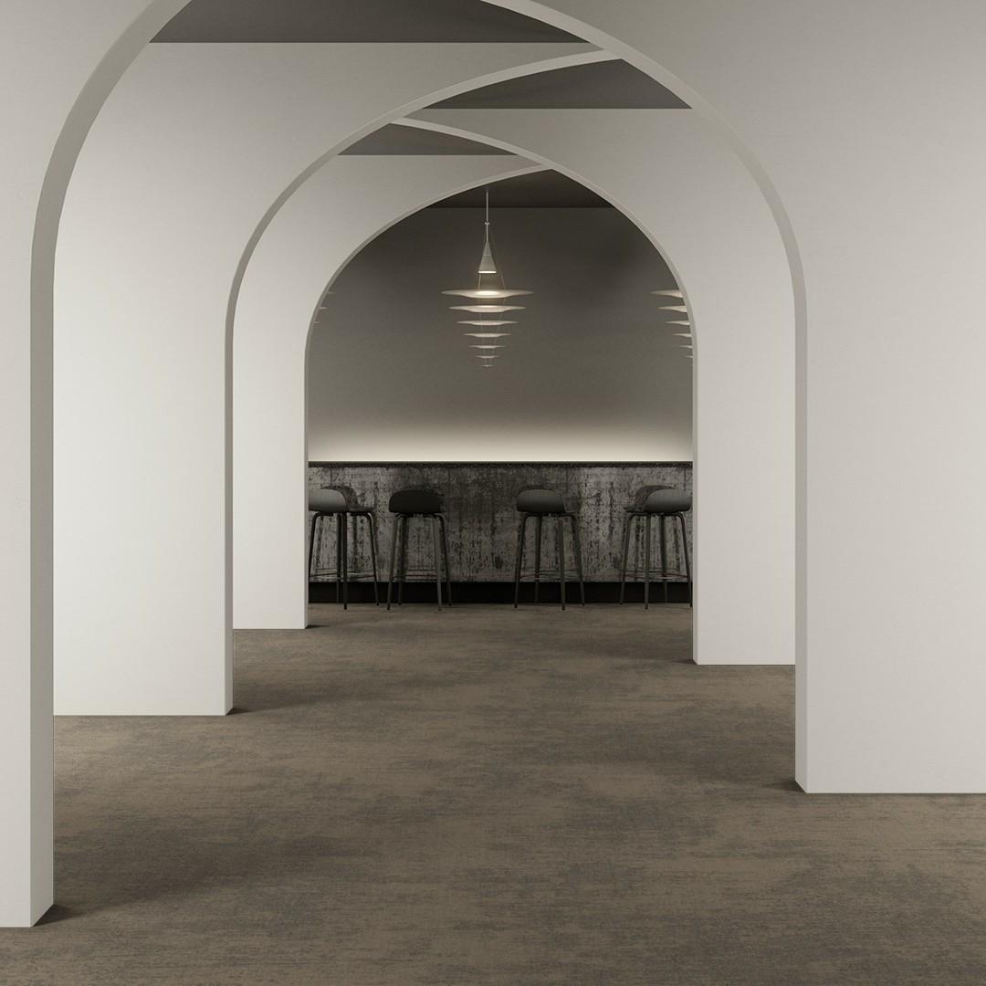 velvet beige Roomview 2