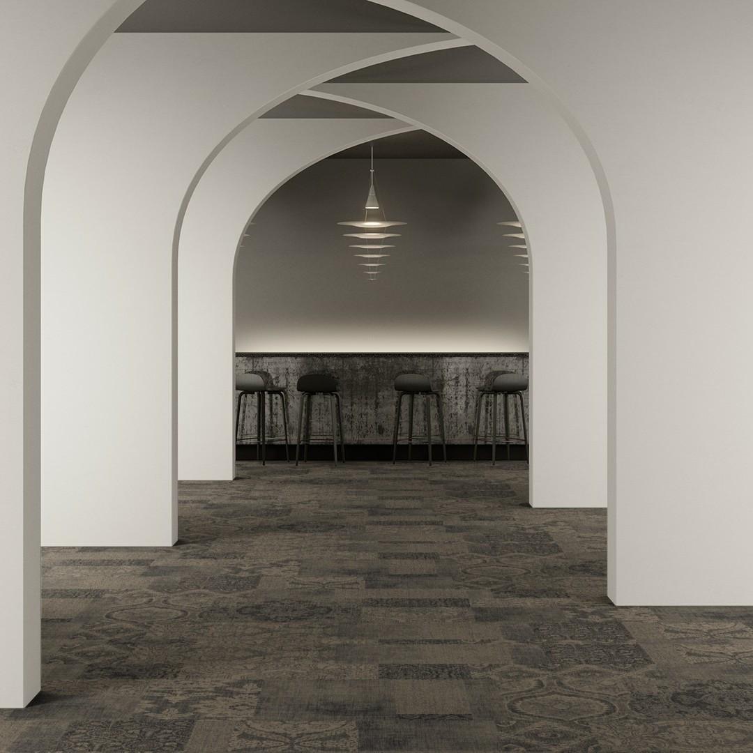 patchwork beige Roomview 2