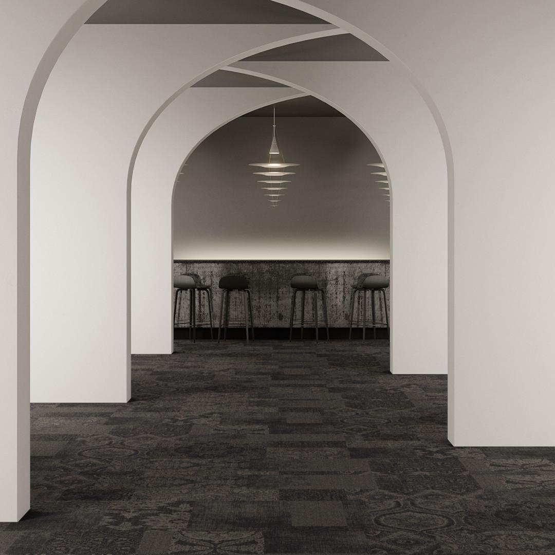 patchwork black Roomview 4