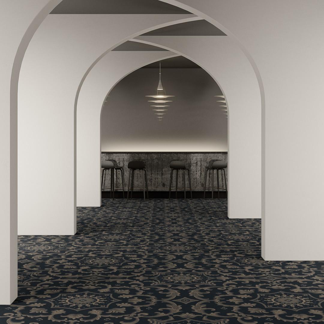 bristol ballroom  blue Roomview 4