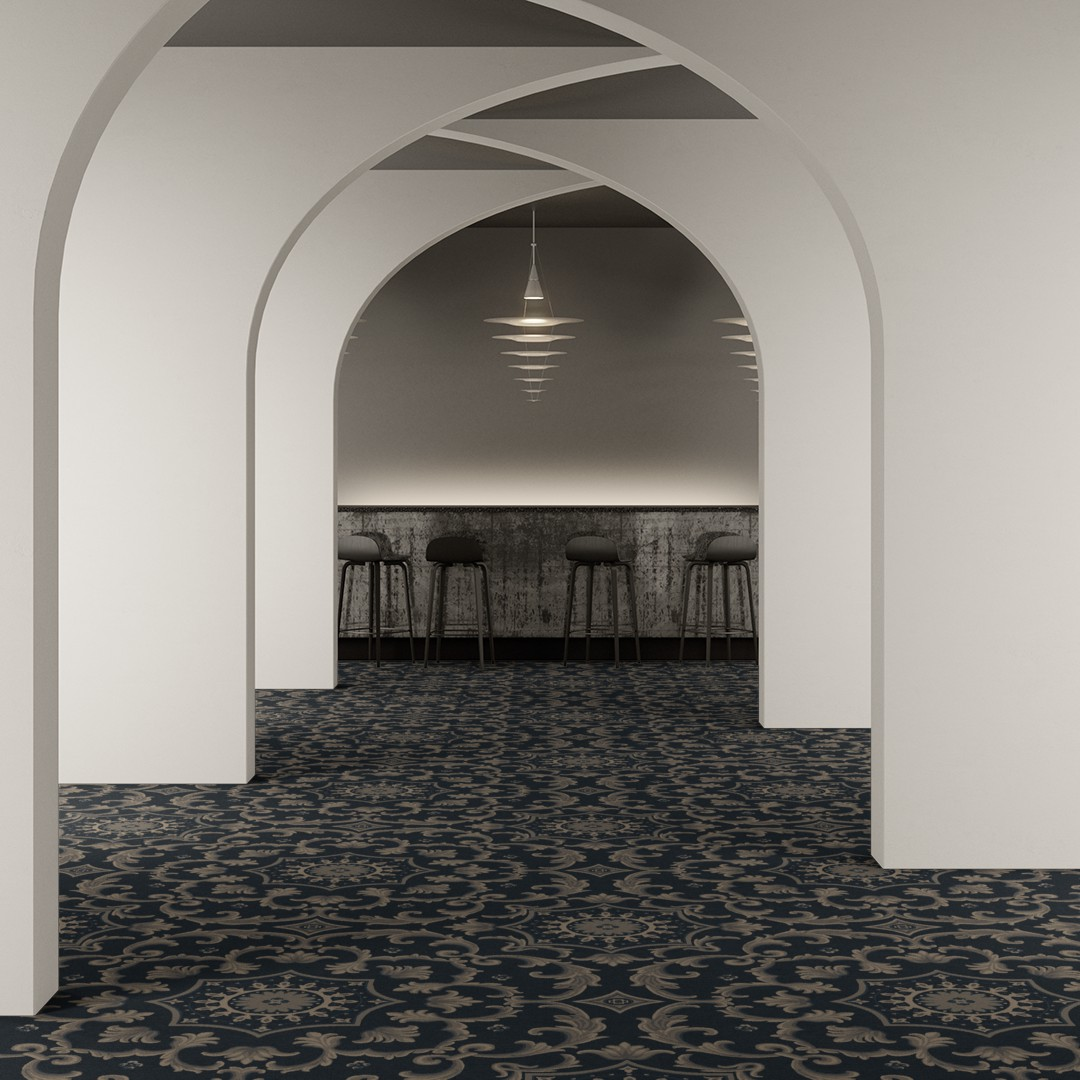 bristol ballroom  blue Roomview 2